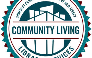 Community Living Library Services Logo