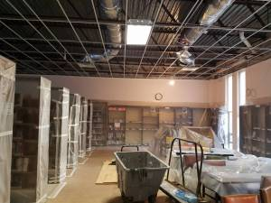SCLSNJ's North Plainfield Memorial Library Branch Main Level to Close for Necessary Renovations