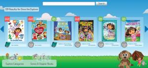 A Curated Children's Catalog, Book Rivers, and More to Enhance Your Library Experience