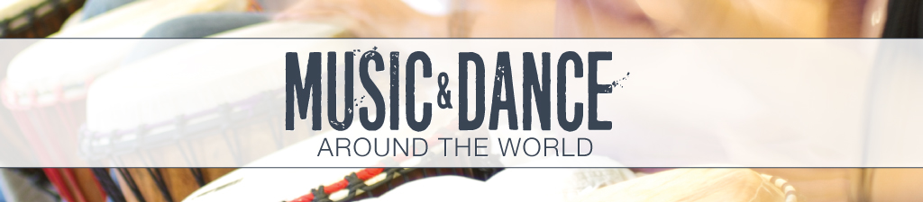 Music and Dance Around the World with SCLSNJ