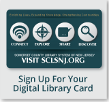 Sign up for your Digital Library Card